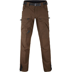 Klättermusen M's Gere 2.0 Pants Regular Dark Coffee